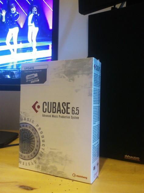 Electroguepard & Cubase 6.5 update